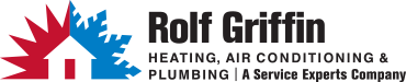 Rolf Griffin Service Experts Heating & Air Conditioning Logo